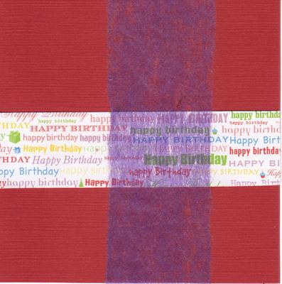 (SOLD) 006 - Happy Birthday