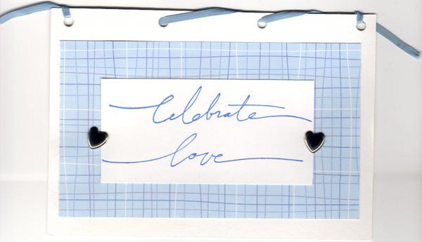 030 - Celebrate Love