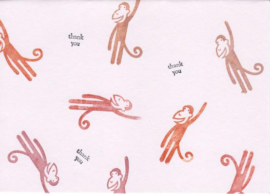 037 - Monkeys Thank