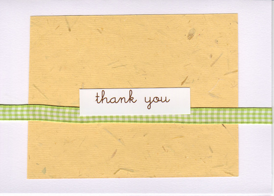 064 - Thank You