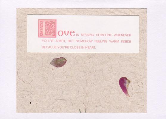 076 - Love