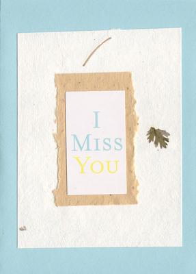 080 - I miss you