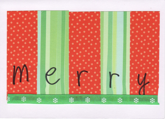 (SOLD) 005 - Merry (Ribbon)