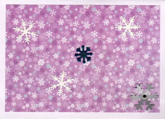 011 - Snow (Purple)