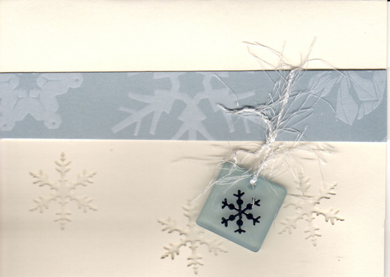 (SOLD) 019 - Snowflakes