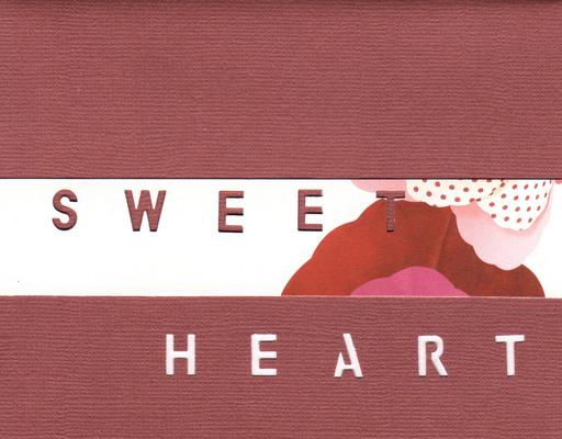 (SOLD) 008 - Sweet Heart