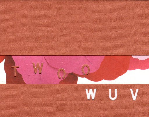 (SOLD) 010 - Twoo Wuv