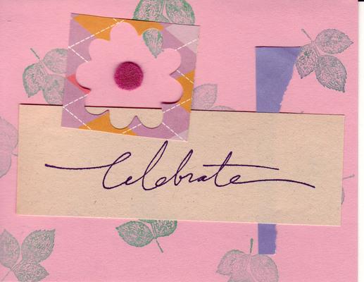 217 - Celebrate in pink