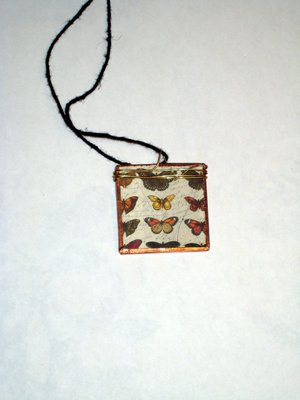 (SOLD) 038 B - Butterflies
