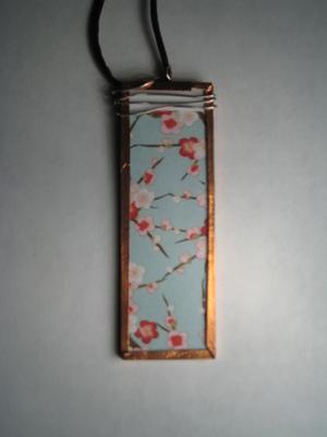 (SOLD) 43 B - Cherry blossom