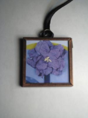 49 A - Paper flower