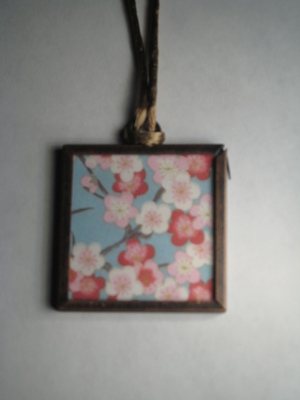 (SOLD) 53 A - Cherry blossoms