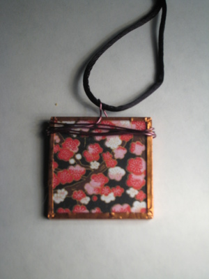 (SOLD) 54 A - Cherry blossoms