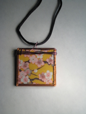 (SOLD)54 B - Cherry blossoms