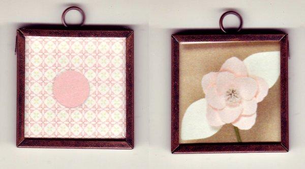 71 - Pink flower