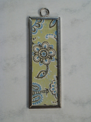 (SOLD) 003 A - Stylized flowers
