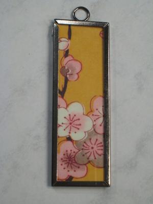 013 A - Cherry blossom closeup