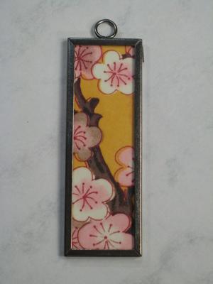 014 A - Cherry blossom closeup