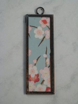 017 A - Cherry blossom closeup