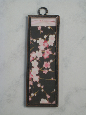 (SOLD) 020 A - Cherry blossom collage