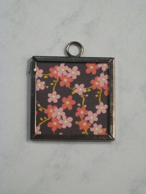 (SOLD) 027 A - Black cherry blossom