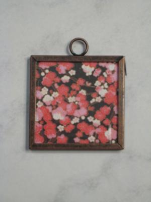 042 A - Black cherry blossom