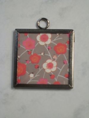 (SOLD) 046 A - Brown cherry blossom