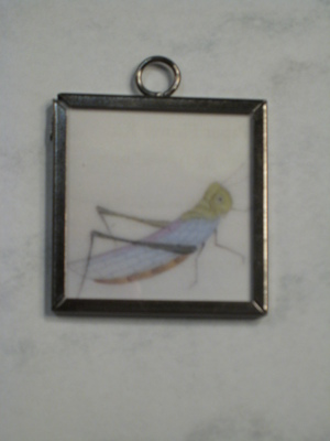 050 A - Grasshopper